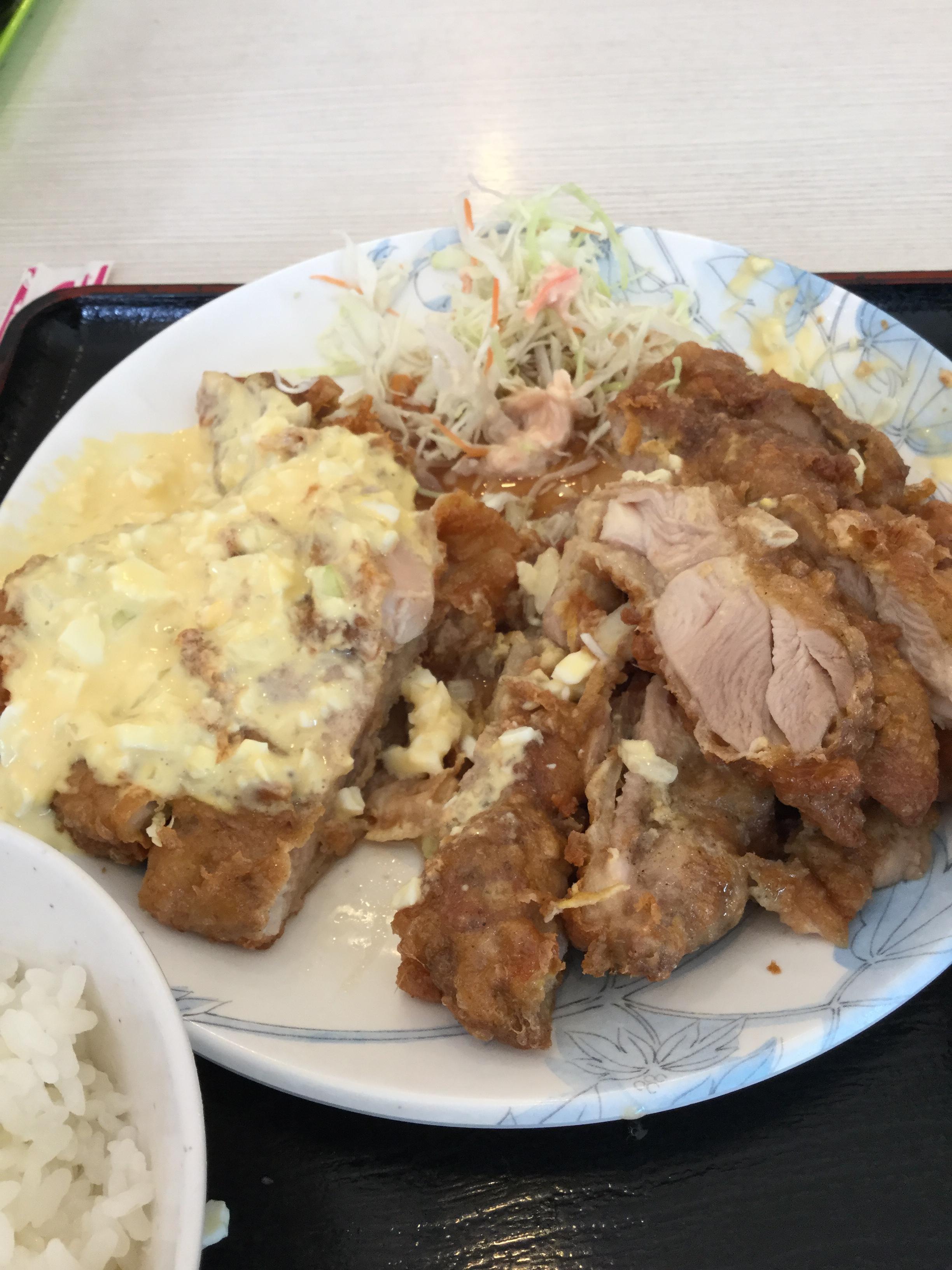 えびす食堂 チキン南蛮