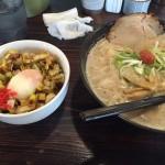 沖縄でも寒い時に食べたくなる!みそラーメンで人気の「追風丸(はやてまる)」に行きました