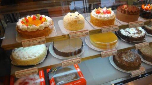 ジミーのケーキ