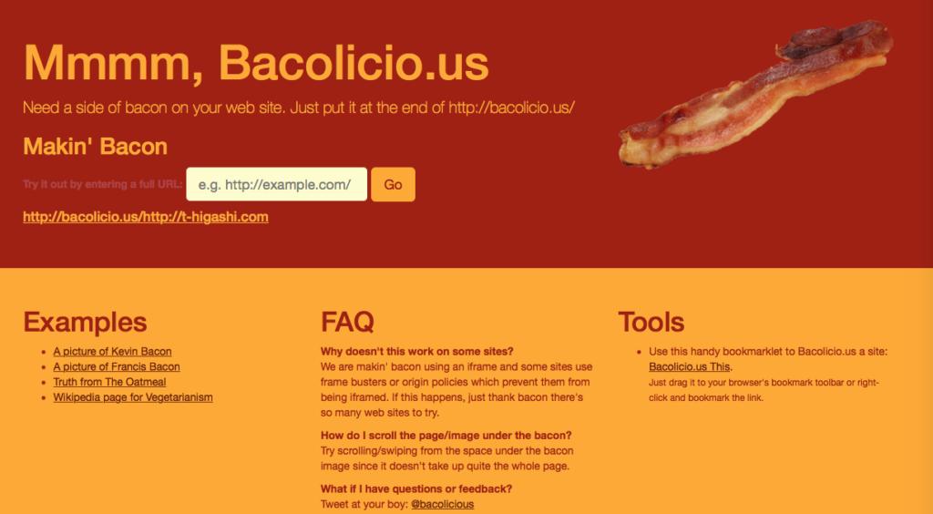 Mmmm,Bacon
