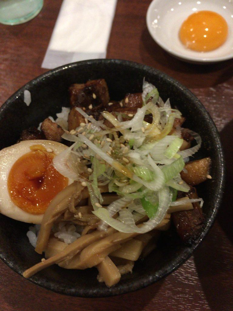 つけ麺GT 豚チャーシュー丼