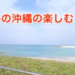 冬でも絶対楽しめる!地元民が教える1月のおすすめ沖縄観光スポット
