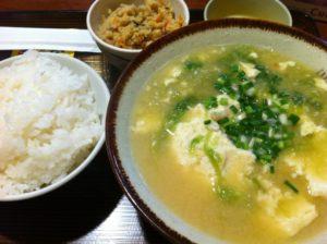 食事処やまのゆし豆腐