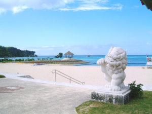 恩納海浜公園ナビービーチ