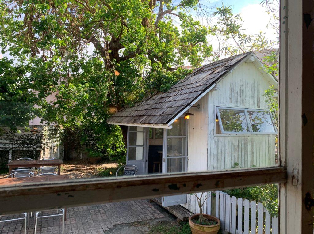 オハコルテのもう一つの小屋